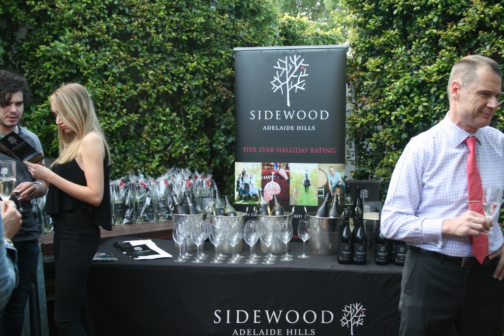 Sidewood Estate New Release Wine Launch