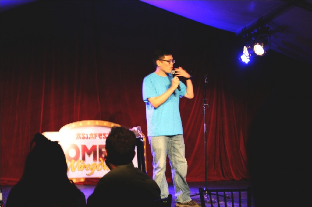 Asiafest // Comedy Wingding