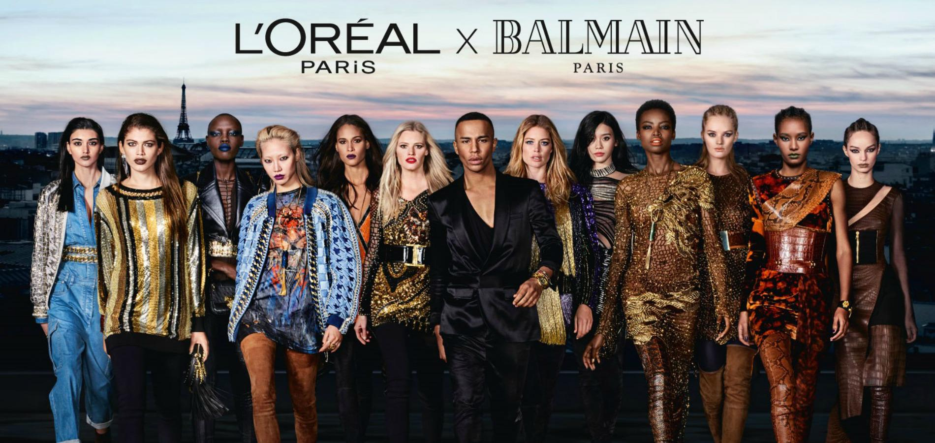 The Balmain x L'Oreal Paris collab confirms Australian release | The Adelaidian